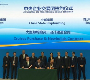 China Cruising: Carnival Corp Launches China JV