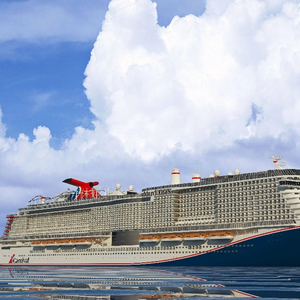 Cruise Shipping: Work starts on Carnival Mardi Gras