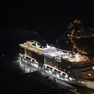 MSC Bellissima Launched