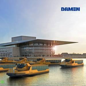 Copenhagen Ferry Service Extended