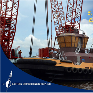 ESG Launches Z-Drive Tug for Bisso Offshore