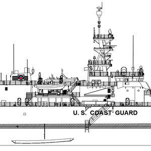 ESG: Steel Cutting for USCGC ARGUS is Underway