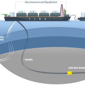 World's Second Floating LNG Project Starts Production in Cameroon