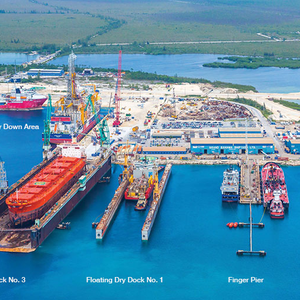Grand Bahama Shipyard: Open for Business after Hurricane Dorian