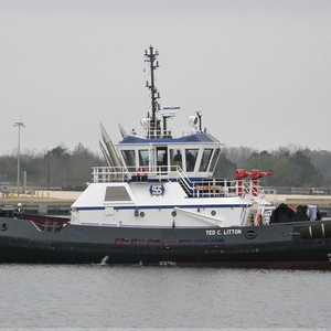 Gulf Island Delivers Second of 10 Escort Tugs