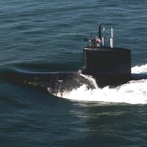 NNS Delivers Virginia-Class Submarine to U.S. Navy