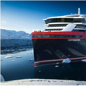 ALMACO to Outfit Hurtigruten's New Expedition Ships