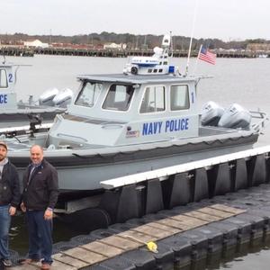 HydroHoist Lands U.S. Navy Contract