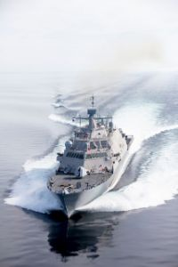 LCS Commissioning Scheduled for Indiana Port