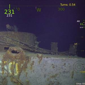 Paul Allen's Crew Finds Another Historic Shipwreck
