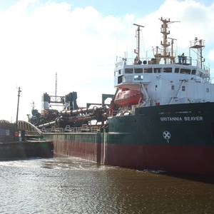 Engine Service Work Complete for Britannia Aggregates