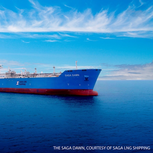 ABS-Classed LNG Carrier Delivered