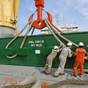 SAL Heavy Lift Taps Inatech to Navigate IMO 2020