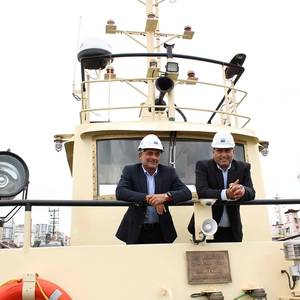 Friends Strengthen Turkish Tug Builder
