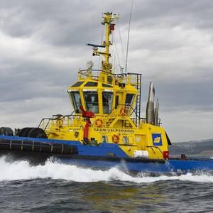 SAAM Towage Takes Sanmar-built Tug