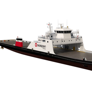 Seaspan Opts for SCHOTTEL Again