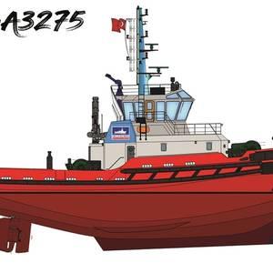 SCHOTTEL Propulsion for Turkish-built Tug