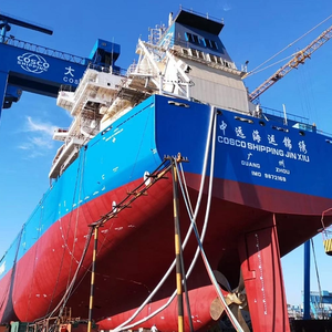 Shell Marine Wins Contract for COSCO