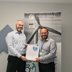 Triton Knoll Selects Seacat for OESV