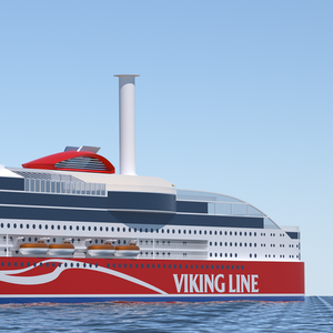 ALMACO Onboard Viking Line's New Cruise Ship