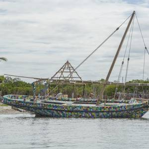 Boat Built with Recycled Plastic to Highlight Pollution