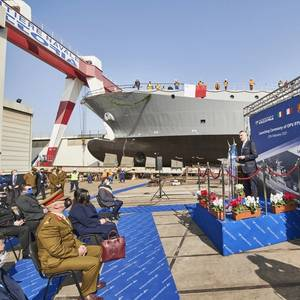 Vittoria Shipyard Delivers OPV to Armed Forces of Malta