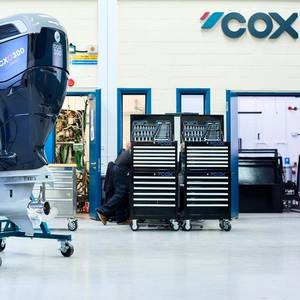 Cox Diesel Outboard Passes EPA Tier 3 Testing