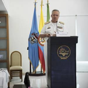 OPTECH South 2017: Littoral Challenges in Colombia