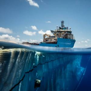 Plastic Free Oceans: Maersk Supply Service, The Ocean Cleanup Extend Partnership