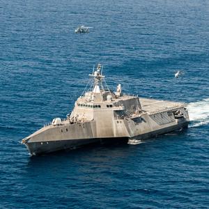 Ship Repair: Vigor Wins LCS-4 Drydocking Deal