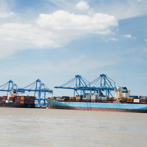 Port of New Orleans to buy New Gantry Cranes
