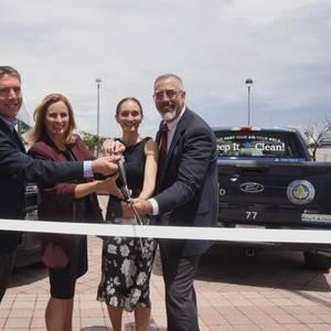 Port of New Orleans Gets Hybrid Trucks