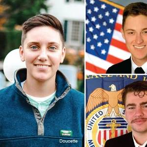 Crowley Awards Scholarships to Four Maine Maritime Cadets