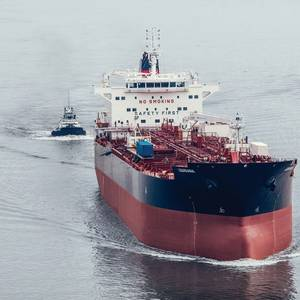 Third LNG-ready Tanker Delivered to Crowley