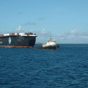 Crowley Sends Cargo Flow to Puerto Rico for Hurricane Relief