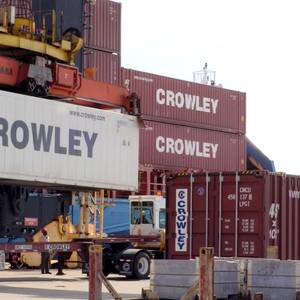 Crowley Restructures Business Units
