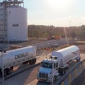 Eagle, Crowley Supply LNG to Puerto Rico