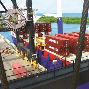 Crowley Urges Against Pilotage Fee Hike in Port Everglades
