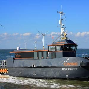 CWind Sells CTV Endeavour to Wood Marine