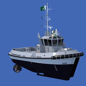 Damen Signs with KS&EW for Another ASD Tug