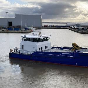 A Second Damen FCS 2610 for MMS Offshore