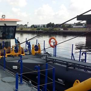Damen's Delivers Customized CSD to Brazil