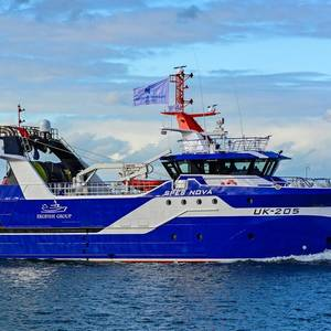 Naming Ceremony for Damen Fishing Vessel
