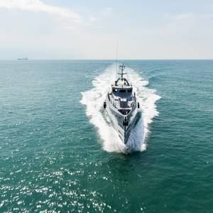 Three New Damen FCS Patrol Vessels for SR Platforms