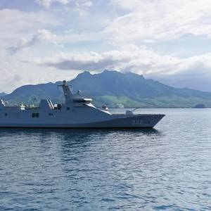 Combat Systems Installed on Indonesian Frigate
