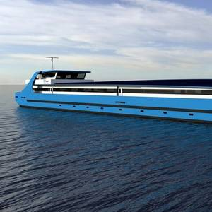 Concordia Damen to Build Training Vessel for STC Group