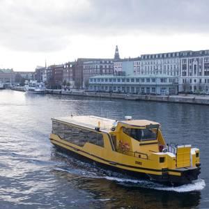 Five Zero Emissions Ferries Delivered in Copenhagen