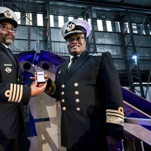 Damen Lays Keel for South African Patrol Boat