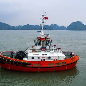 Tug Malta Takes Delivery of New Tug from Damen