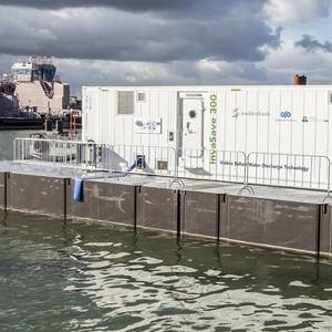Governments Join Damen's Fight Against Invasive Species in Ballast Water